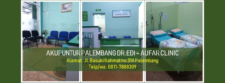Akupuntur palembang dr.Edi - aufar clinic